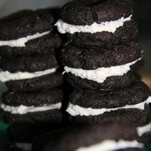 Image of Homemade Oreo Cookies
