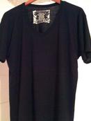 Image of Basic | Bamboo V-neck | Black