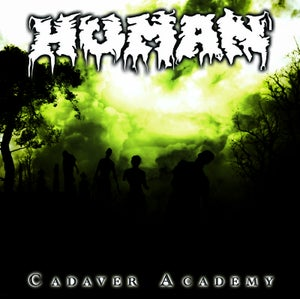 Image of Cadaver Academy CD (2009)
