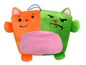 Image of The Original Orange and Green Kitty