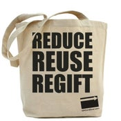 Image of GIFT CARD GIVER TOTE BAG