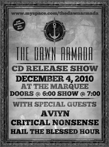 Image of TDA CD Release Show @ The Marquee 12.04.2010