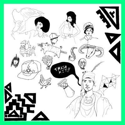 Image of Trash Kit - 'Trash Kit' LP/CD