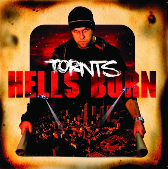 Image of BTE666 - TORNTS - Hells Burn