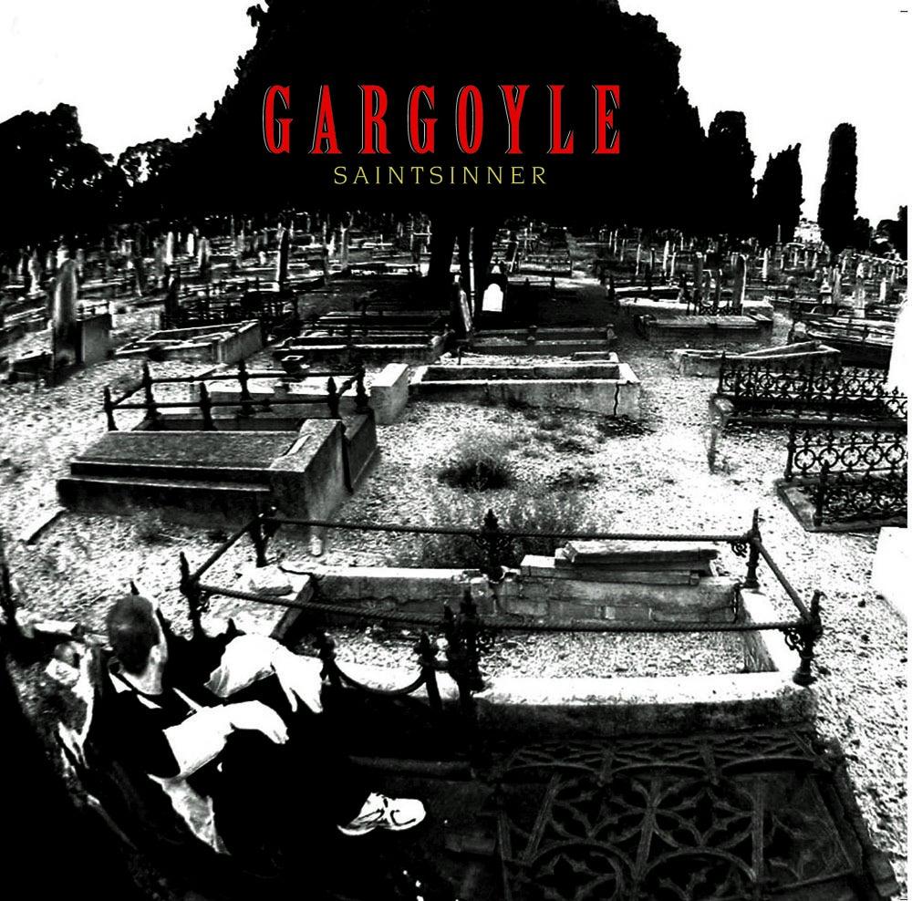 Image of BTE011 - GARGOYLE - Saintsinner