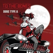 Image of Debut Album - 'DUKE TYPE A' CD - *SOLD OUT*