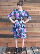 Image of Layers of Floral Dress (was $39.99)