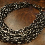 Image of Chunky Chain Necklace