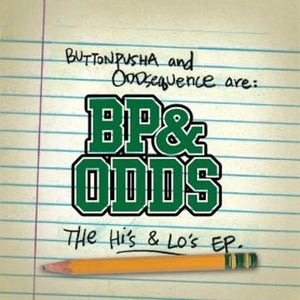 "Image of BP & ODDS - ""THE HI'S AND LO'S EP"""