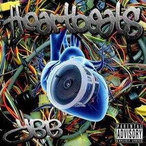 "Image of YBB - ""HEARTBEATS"" LP"