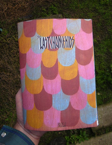 Image of THE LAST CHANCE KIDS zine by pacolli