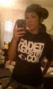 Image of Faded Industry Original Tshirt