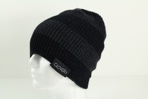 Image of striped stock - black/charcoal