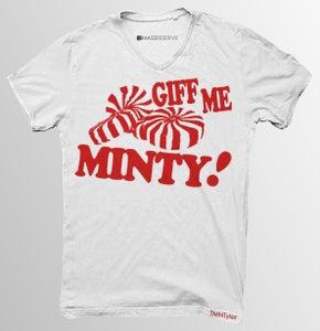 Image of Giff Me Minty! - v-neck