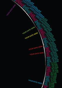 Image of Calendar 2011 - Bespoke Edition