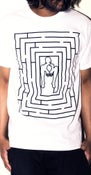 Image of SMUT maze t-shirt boys
