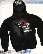 "Image of NEW!!!! ""We Are The Ones"" PULL OVER HOODIE! NEW!!!!"