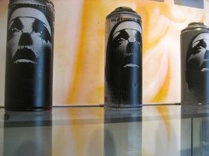 Image of OMEN - Paint Cans