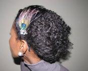 Image of Peacock Headband