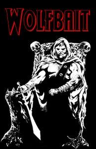 Image of Sticker - Wolfbait - ThroneSOD