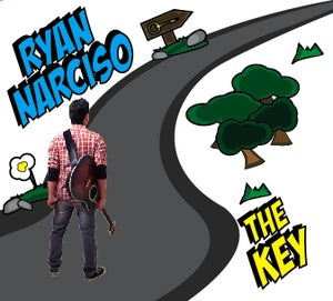Image of The Key - Ryan Narciso (Physical Album)