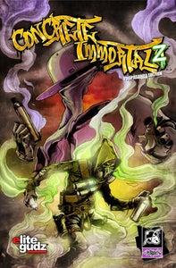 Image of Concrete Immortalz: Ruination (Propaganda Edition)
