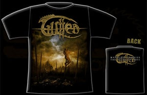 "Image of Gutted - ""Mankind Carries The Seeds of Hell"" T-shirt"