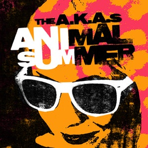 "Image of The A.K.A.s ""ANIMAL SUMMER"" Ltd. Ed. CD"