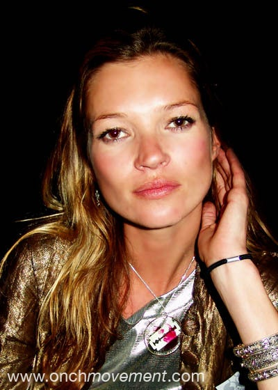 Image of Onch Kate Moss Bloody Razor