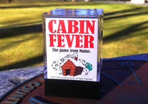 Image of Cabin Fever: The Game from Maine