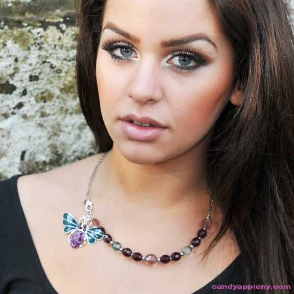 Image of Night Flyer Necklace