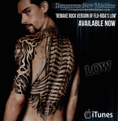 Image of Rock Version of Rapper Flo-Rida's 'LOW'