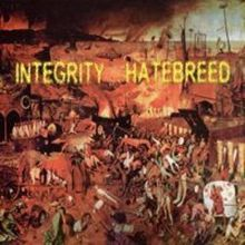 "Image of Hatebreed / Integrity split 7"" & CD deals $8"