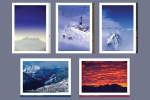 Image of PhotoVerbier 'Winter 5-Pack' SHIPPING INCL. UNTIL DEC 31st