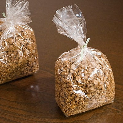 Image of peanut butter granola