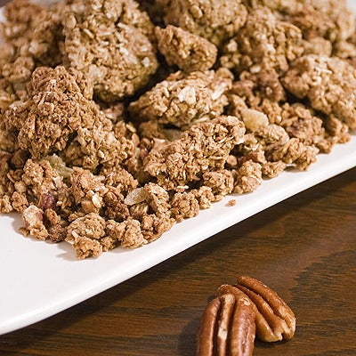 Image of ginger pecan granola