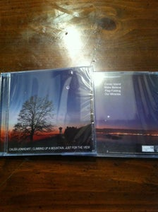 """Image of """"Climbing Up A Mountain, Just For The View"""" CD/EP"""