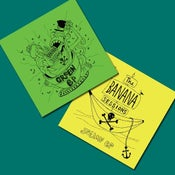 Image of Green & Yellow EPs