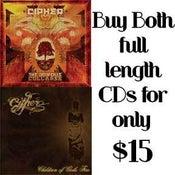 Image of COGF + TCJ CD Bundle