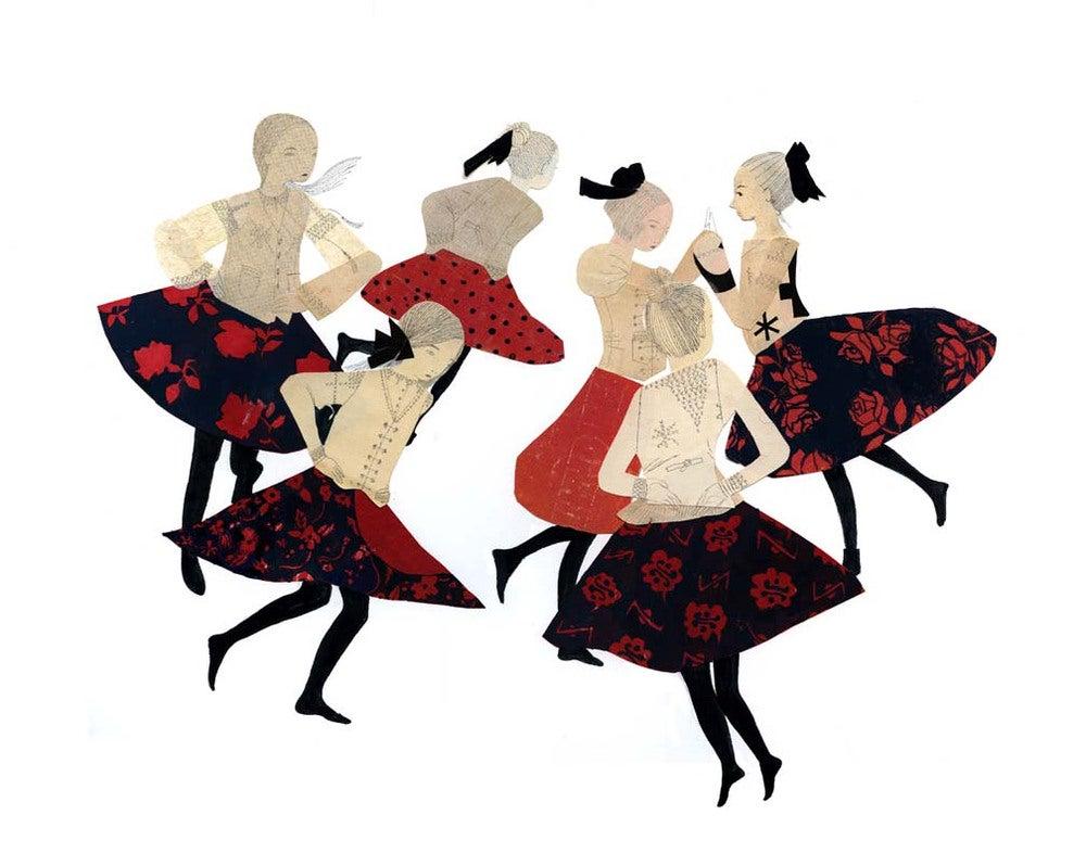 Image of Hungarian Dancers