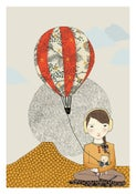 Image of Balloon Girl