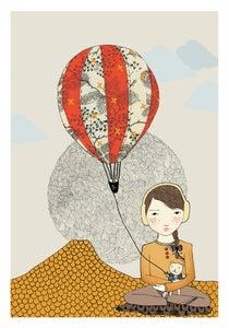 Image of Balloon Girl