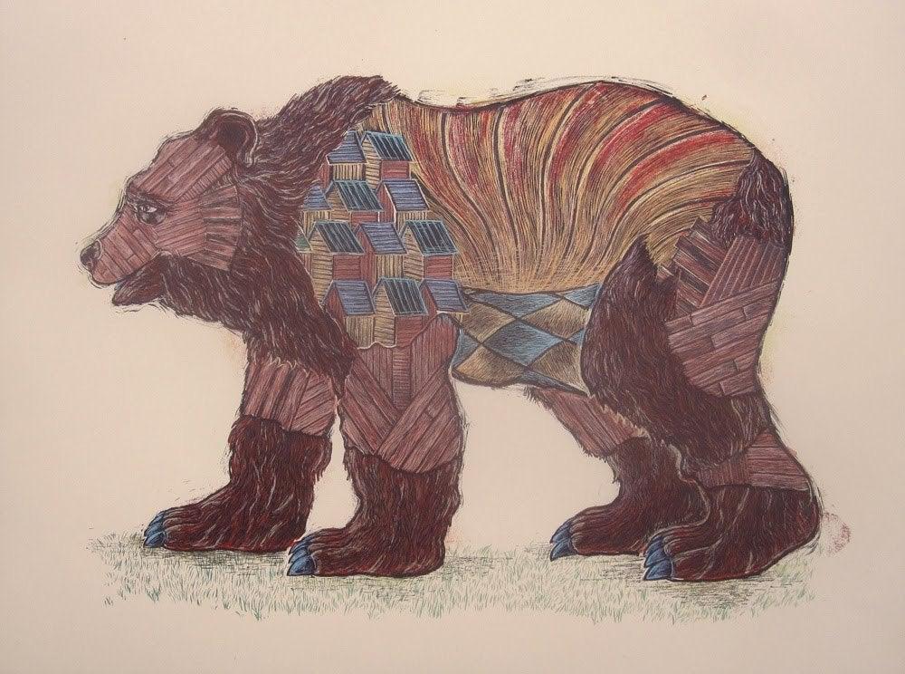 Image of The Last American Bear