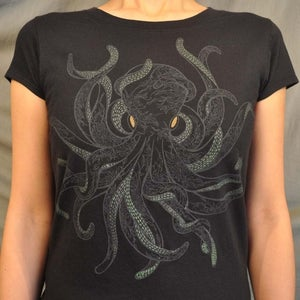 Image of SALE 16 arm Octopus T only medium and Large