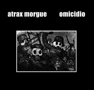 """Image of B!146 Atrax Morgue """"Omicidio"""" 7-Inch"""