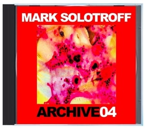 "Image of B!134 Mark Solotroff ""Archive04"" CD"
