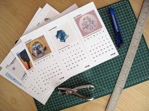 Image of Blanket 2011 Calendar!