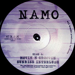 "Image of Movin N Groovin: 7"" Vinyl Single + B-side"