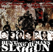 "Image of B!069 Slogun ""Hunting Humans"" CD"