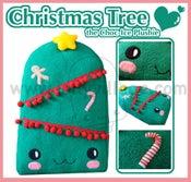 Image of Christmas Tree the Choc-Ice Plushie